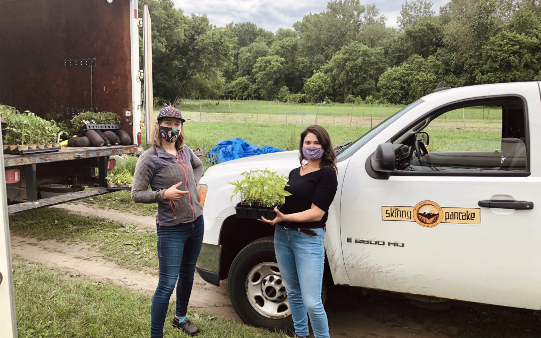 ShiftMeals GrowTeam Expands into Reciprocal Food Economy Providing Land Access to Vermonters