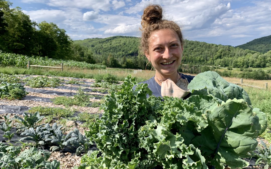 This Year's Harvest Brings More Than Food — It Brings Community: Reflections from GrowTeam Manager Sammy